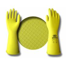 12 pairs latex gloves Mod. Latto-Pro 42 grs. thickness