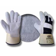 12 pairs cow leather kevlar sewn gloves Mod. Roca XT
