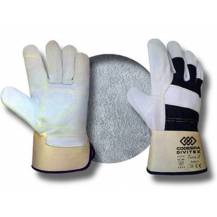 12 pairs cow leather kevlar sewn gloves Mod. Terra K